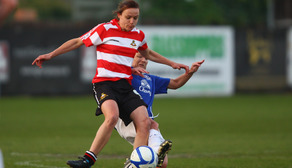 Belles Earn Point On Merseyside