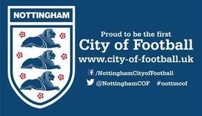 Nottingham Named City Of Football