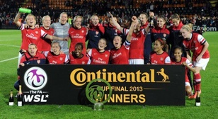 FAWSL Continental Cup Winners