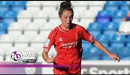 Katie Zelem came off the bench to score with her first touch as Liverpool Ladies kept up their fight for the Women's Super League title with a dramatic 1-0 win over Notts County on Sunday.