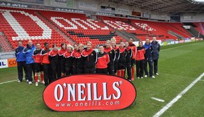 O'Neills To Partner Belles In FAWSL