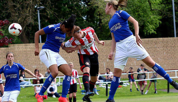 Mead earns Sunderland Ladies tight win over London Bees