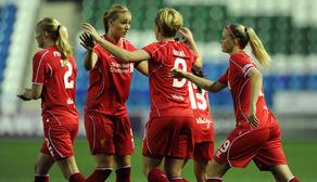 Reds quartet in England squad