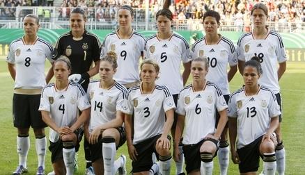 Germany Women national team.