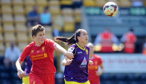 Aug 24 Liverpool Ladies 1 Notts County Ladies FC 0