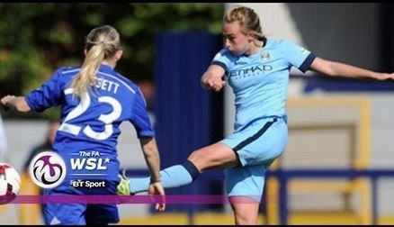 City Women became FA WSL Continental Cup Finalists following a Toni Duggan goal