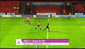 FA WSL September Goal Of The Month