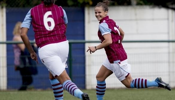 Chloe Jones thrilled after her Reading goal