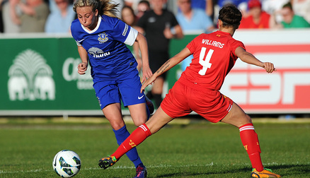 Toni Duggan and Fara Williams