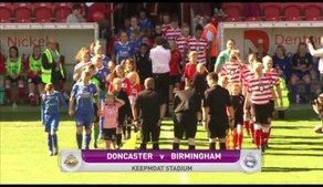 Doncaster vs Birmingham 0-3, FAWSL Goals & Highlights .
