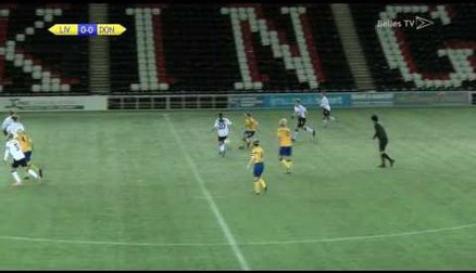 Highlights from the pre-season friendly between Liverpool Ladies and Doncaster Rovers Belles.
