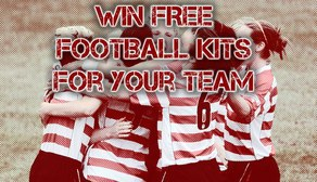 Free Football Kits To Be Won