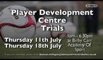 PDC Trial Dates