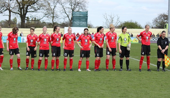 V Birmingham City Ladies