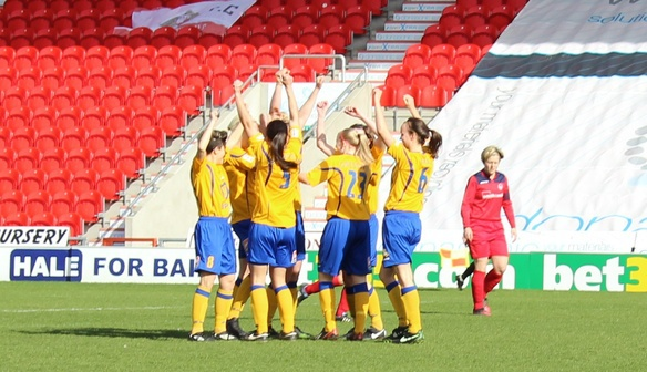 Belles celebrate V Copsewood Coventry