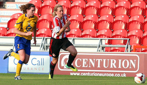 Victoria Greenwell v Doncaster Rovers Belles