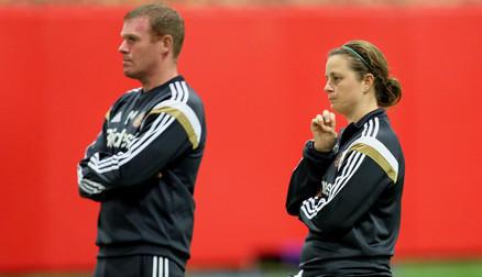 SAFC Coaching staff