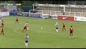 Highlights: Reading (A) - FA WSL 2 - 30/8/14