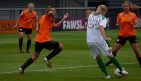 London Bees 0 v 2 Yeovil Town LFC