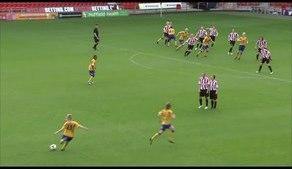 FULL-TIME: Belles 0-2 Sunderland