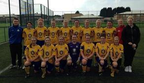 Doncaster Rovers Belles Development Squad - 2014/15