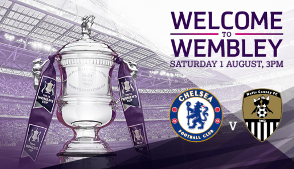 SSE Women's FA Cup final an occasion fit for Wembley