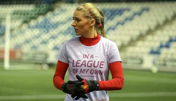 Gemma Bonner sure Liverpool ready to prove their worth