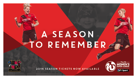 2016 Season Tickets Now Available