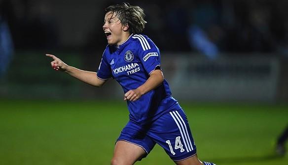 Women's Champions League Report: Chelsea 1 Glasgow 0