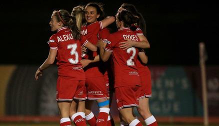 Goals: Bristol City Women 3-2 Yeovil Town Ladies