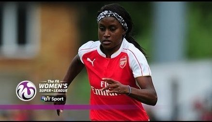 Birmingham City Ladies 0-1 Arsenal Ladies
