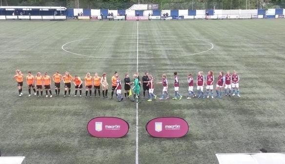 REPORT: Aston Villa Ladies 2 - 1 London Bees
