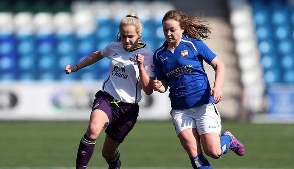 REPORT: Everton Ladies 2 - 2 London Bees