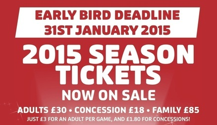 Vixens season tickets - the perfect Christmas present!