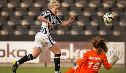 Greenwood Goes Close for Notts