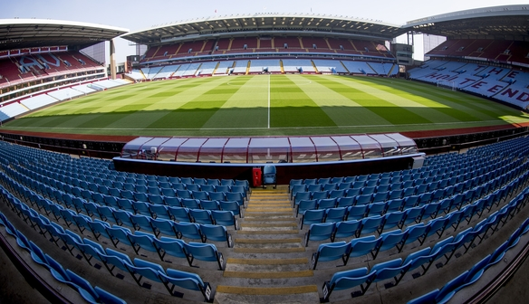 ​​​Villa Ladies to take on Watford at Villa Park