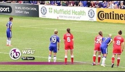 Chelsea Ladies 4 - 1 Bristol Academy