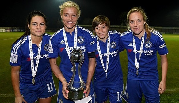 Chelsea Ladies: From Celebrations To Preparations