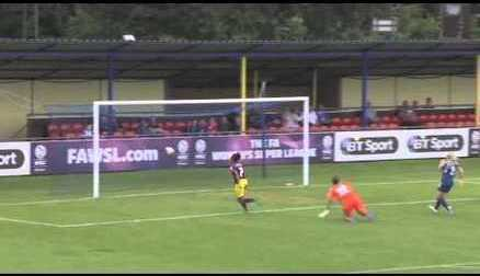 Every goal from the 2014 FA WSL and Continental Cup season.