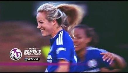 Arsenal Ladies 0-2 Chelsea Ladies
