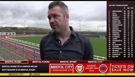 Willie Kirk talks to Bristol Sport TV about new signings Millie Farrow, Jodie Brett & Megan Alexander