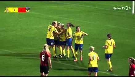 Doncaster Rovers Belles 3 Oxford United 0