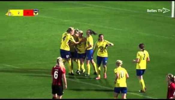 Doncaster Belles 3 Oxford United 0