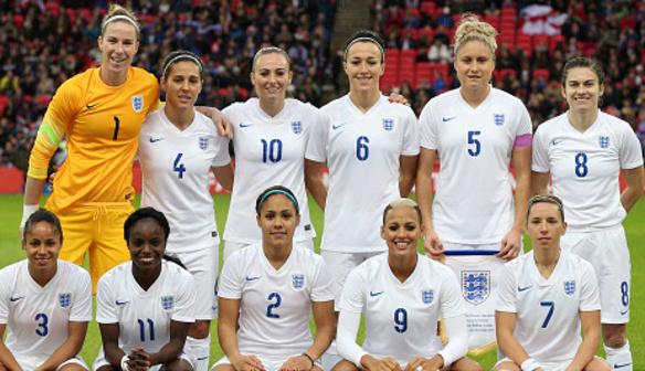 Sunderland girls fire England into World Cup Quarters