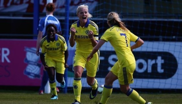 Ladies Report: Birmingham City 0 Chelsea 1