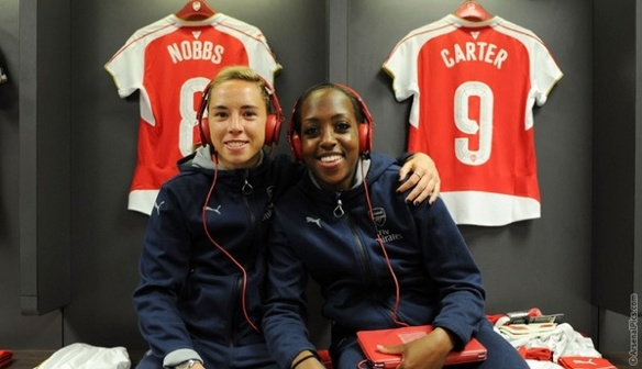 Nobbs and Carter up for top awards