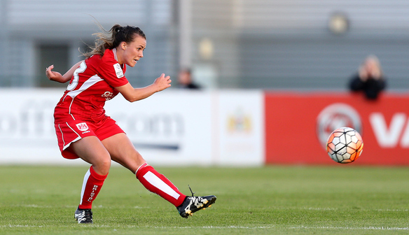 Georgia Evans Signs New Deal With City Women