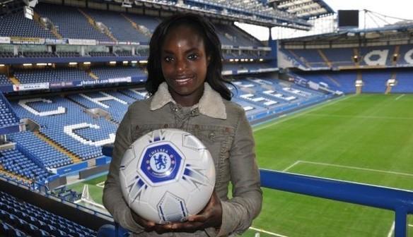 Winner: Ladies' Player Of The Year 2015