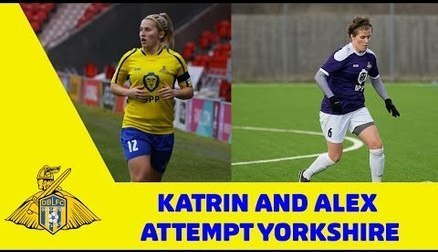 ACCENTS: Katrin & Alex Attempt Yorkshire