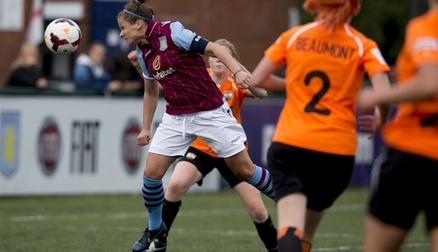 Chloe Jones scores number three against Bees